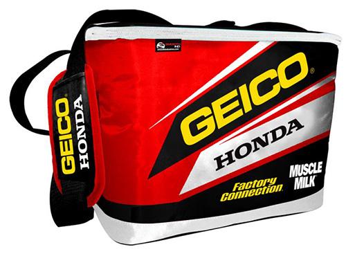 Smooth Industries Geico Honda 12pk Cooler