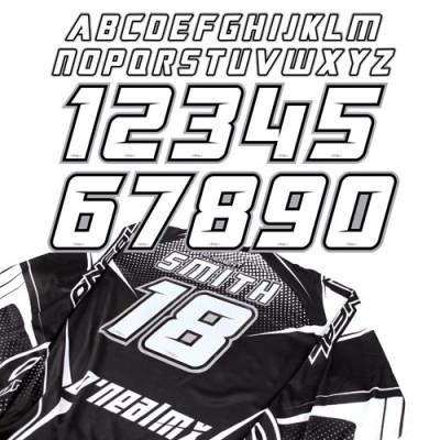 Factory Rider Gear Kits And Iron-On Kits
