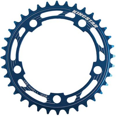 kingstar-5-bolt-chainring-blue