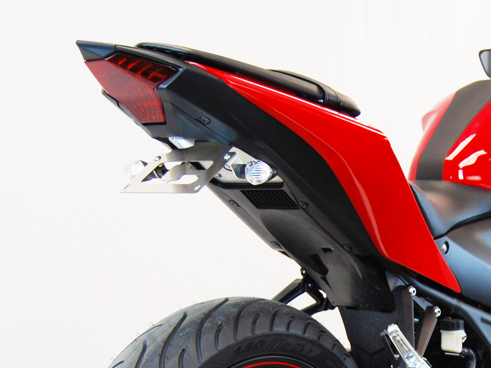 Ducati Streetfighter Fender Eliminator Kit