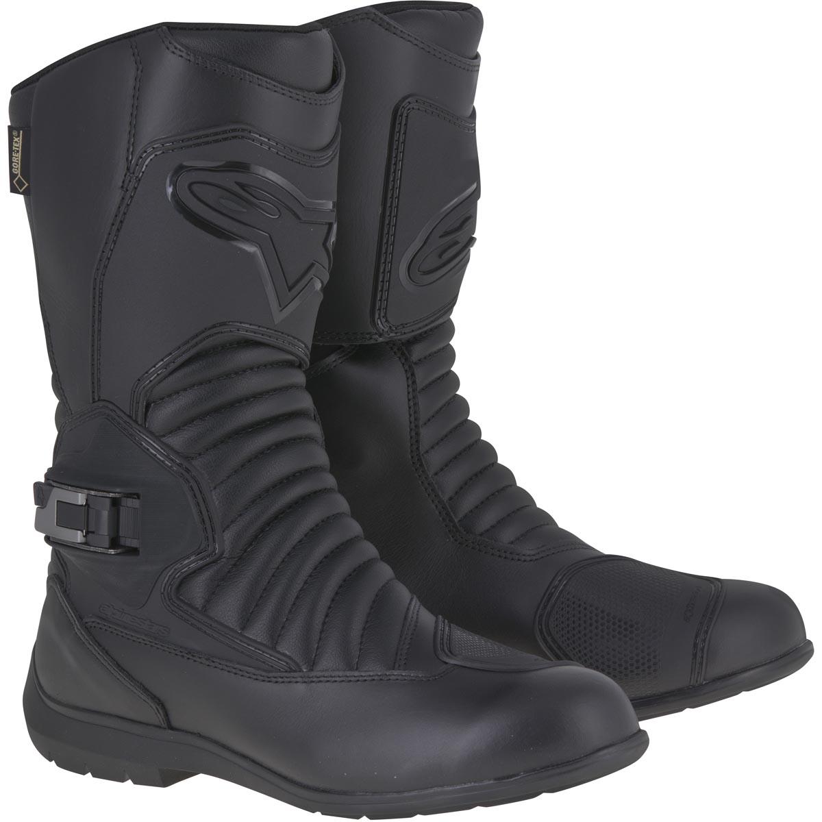 Alpinestars Supertouring Gore Tex Boots Us8 In Stock Mx