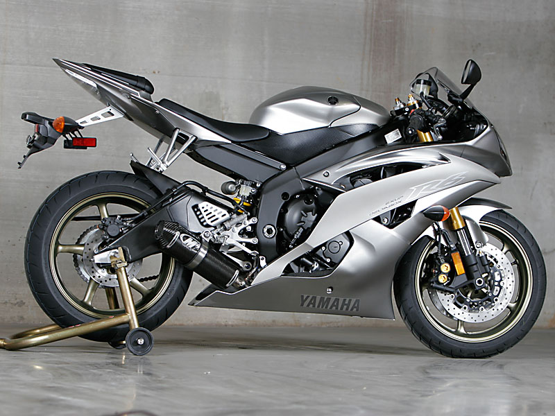 M4 exhaust yamaha r6 06 16 standard full system mx alliance for Yamaha r6 carbon fiber exhaust