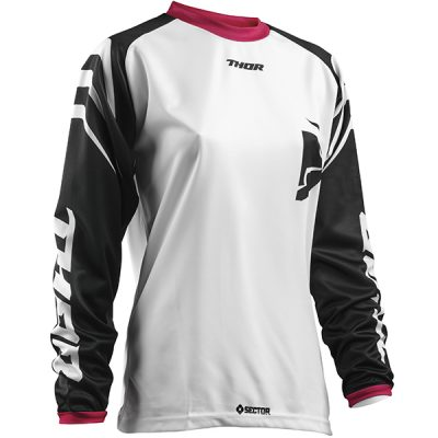 Thor-sector-zones-black-pink-jersey-womens
