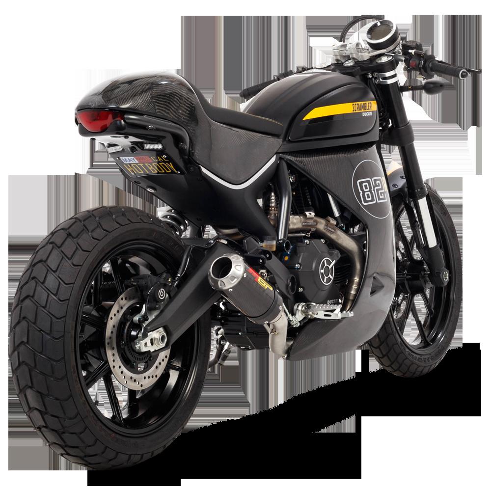 Ducati Scrambler Cafe Racer Oem Parts