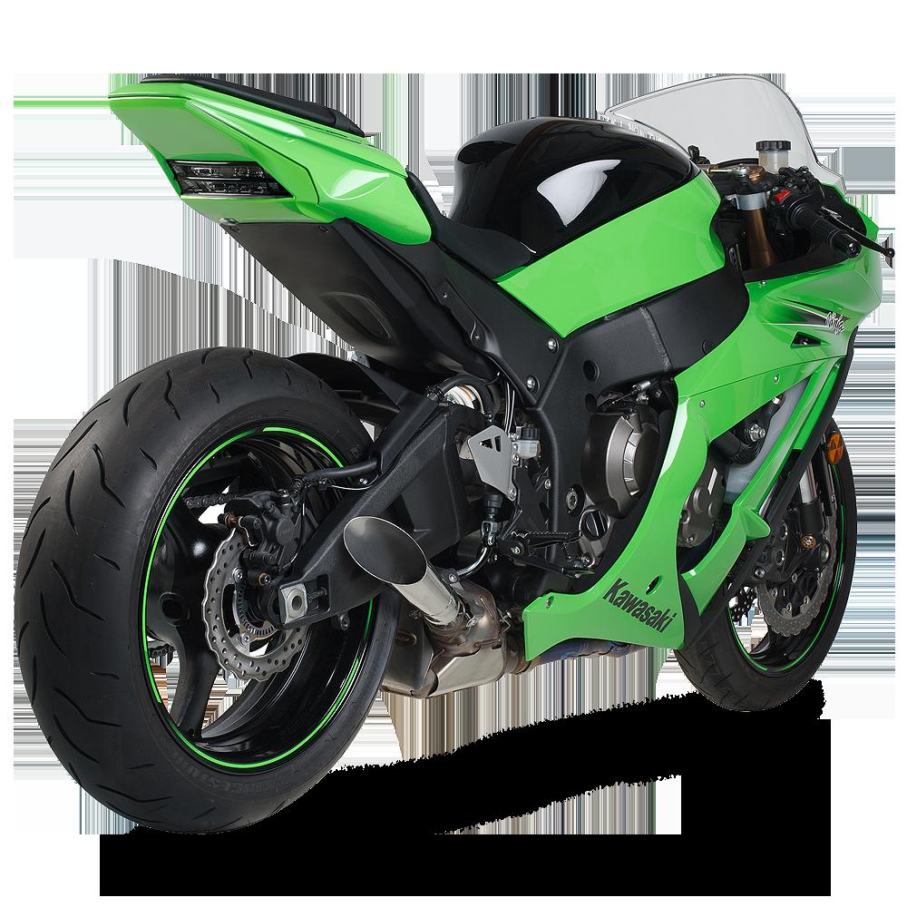 Hotbos Racing Kawasaki ZX10R 11-15 Undertail - MX Alliance