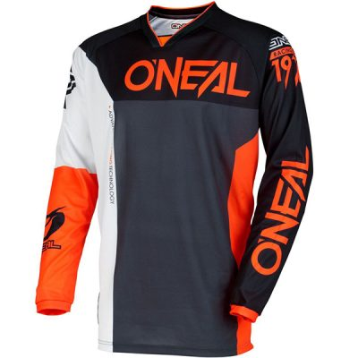 oneal-mayhem-lite-split-jersey-black-orange