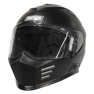simpson_ghost_bandit_helmet_matte_black_detail