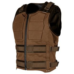 speedand_strength_true_grit_vest_brown_detail