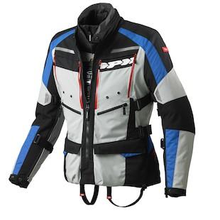 spidi4_season_h2_out_jacket_grey_blue_detail