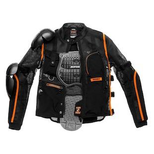spidi_multitech_armor_evo_jacket_orange_black_detail