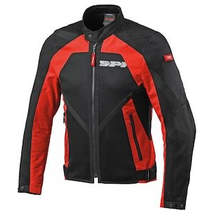 spidi_netstream_jacket_red_black_detail