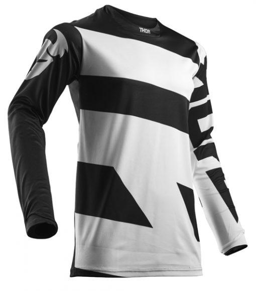 thor-pulse-level-white-black-jersey