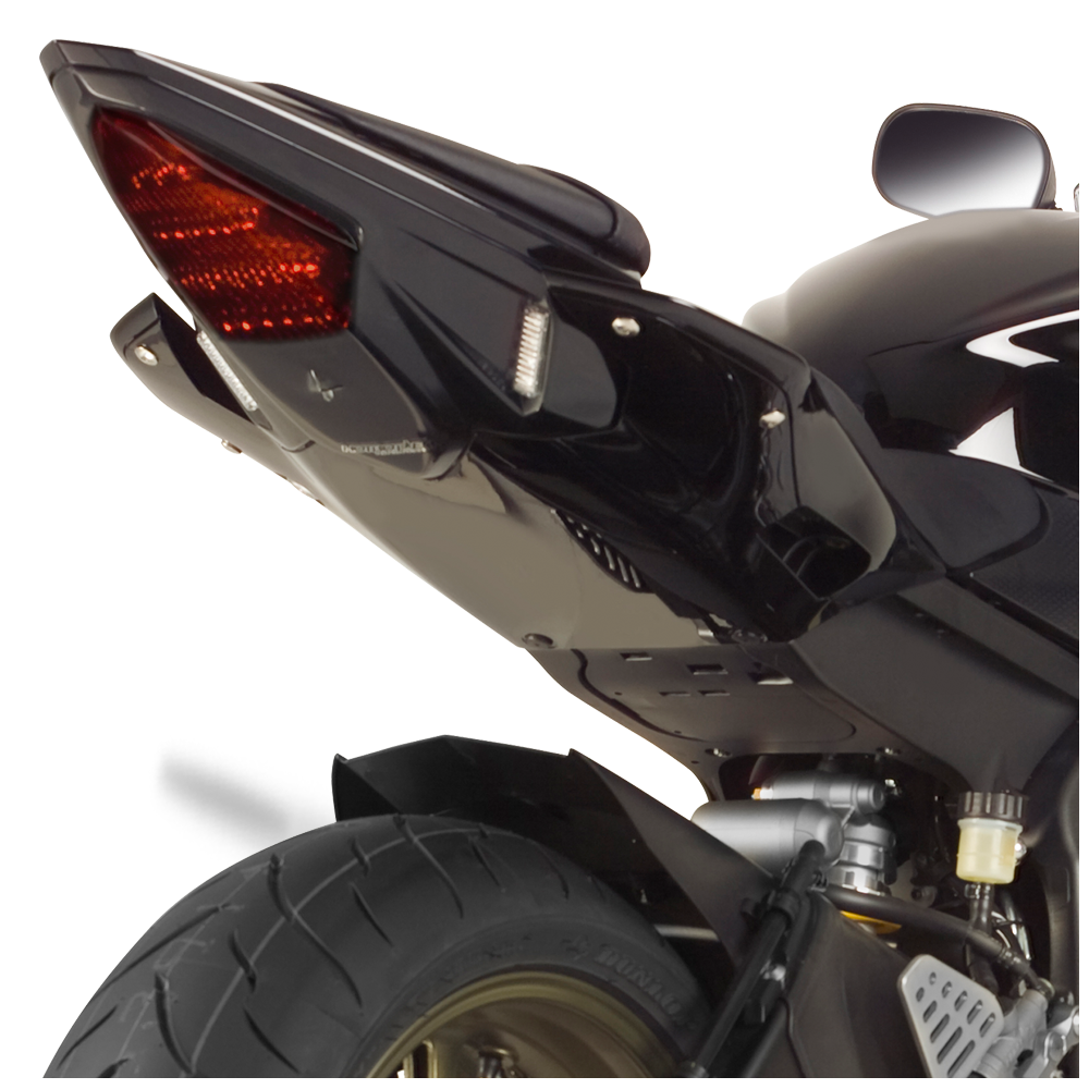 Yamaha R Undertail Exhaust