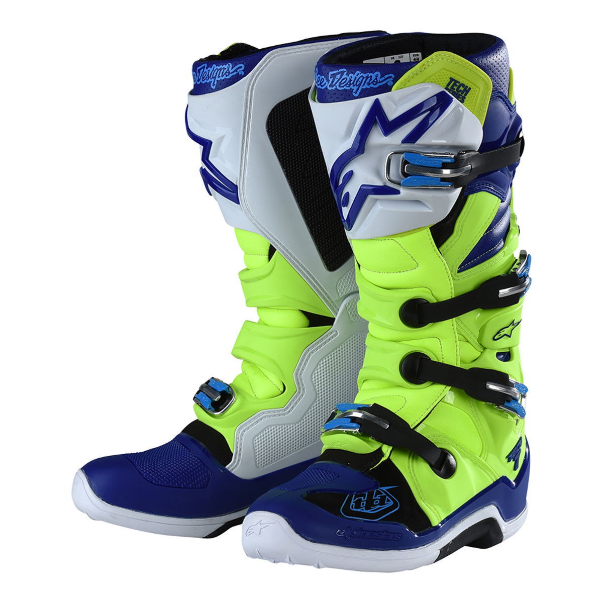 alpinestars tech 7 troy lee designs boots mx alliance. Black Bedroom Furniture Sets. Home Design Ideas