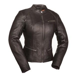 first_manufacturing_fashionista_womens_jacket_black_detail