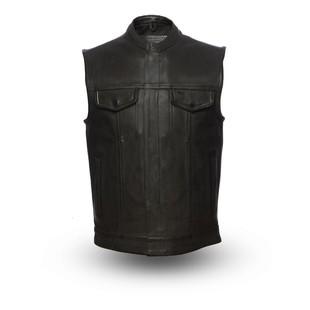 first_manufacturing_hotshot_vest_black_detail