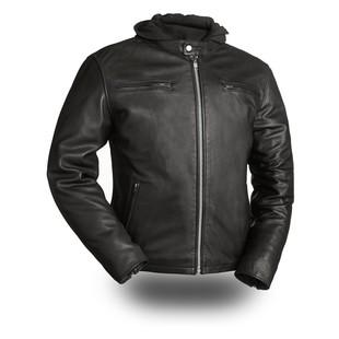 first_manufacturing_street_cruiser_jacket_black_detail