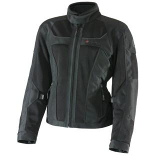 olympia_ladies_eve_jacket_black_detail