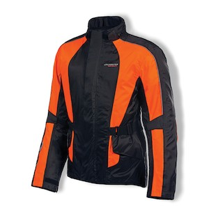 olympia_new_horizon_rain_jacket_black_neon_orange_detail