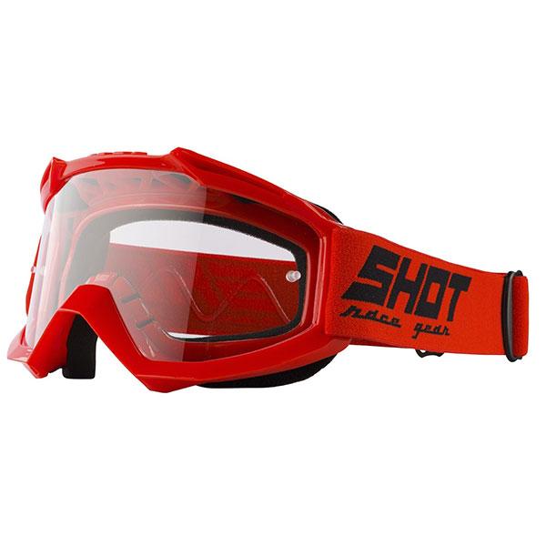 Shot Race Gear Assault Goggle Mx Alliance