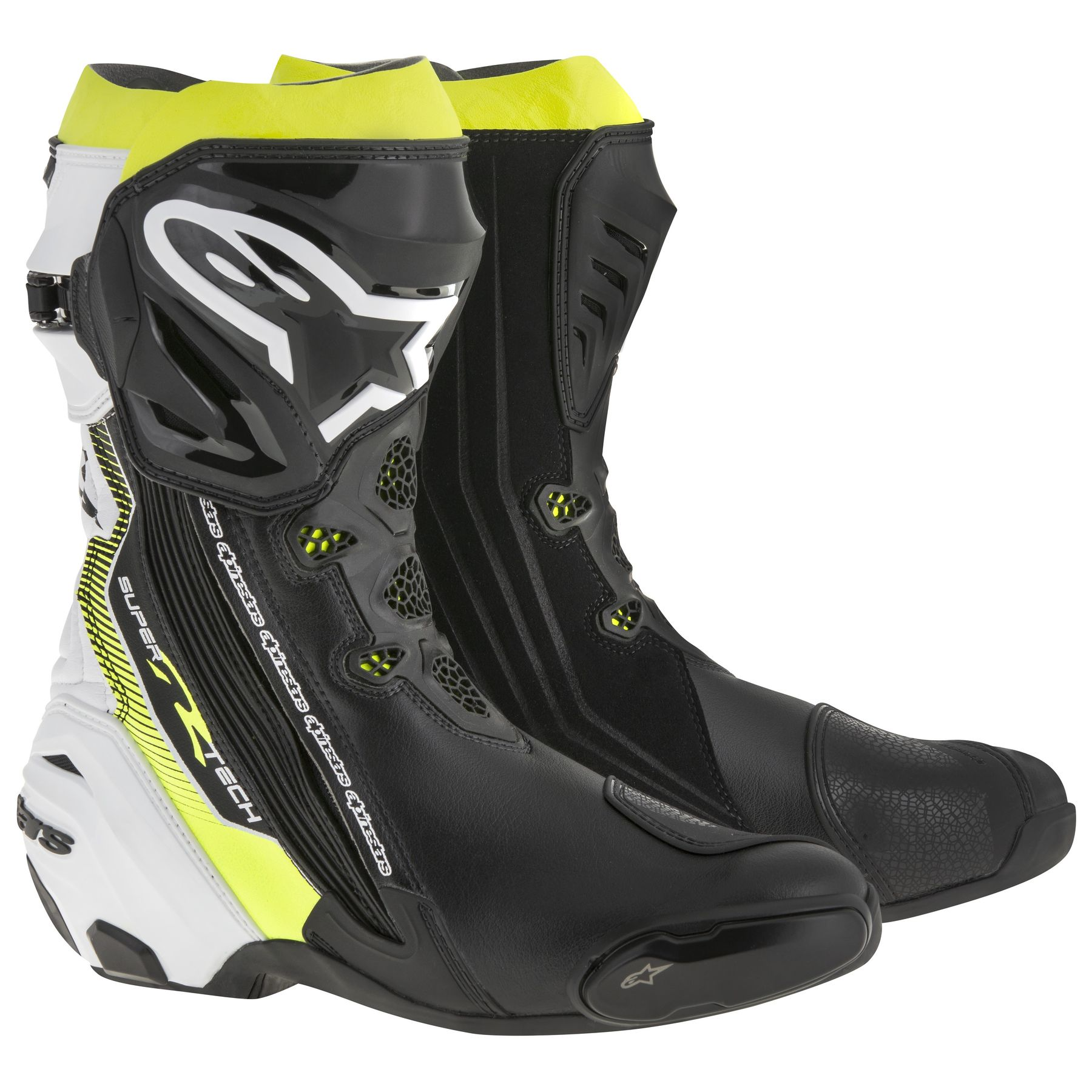 alpinestars supertech r boots mx alliance. Black Bedroom Furniture Sets. Home Design Ideas