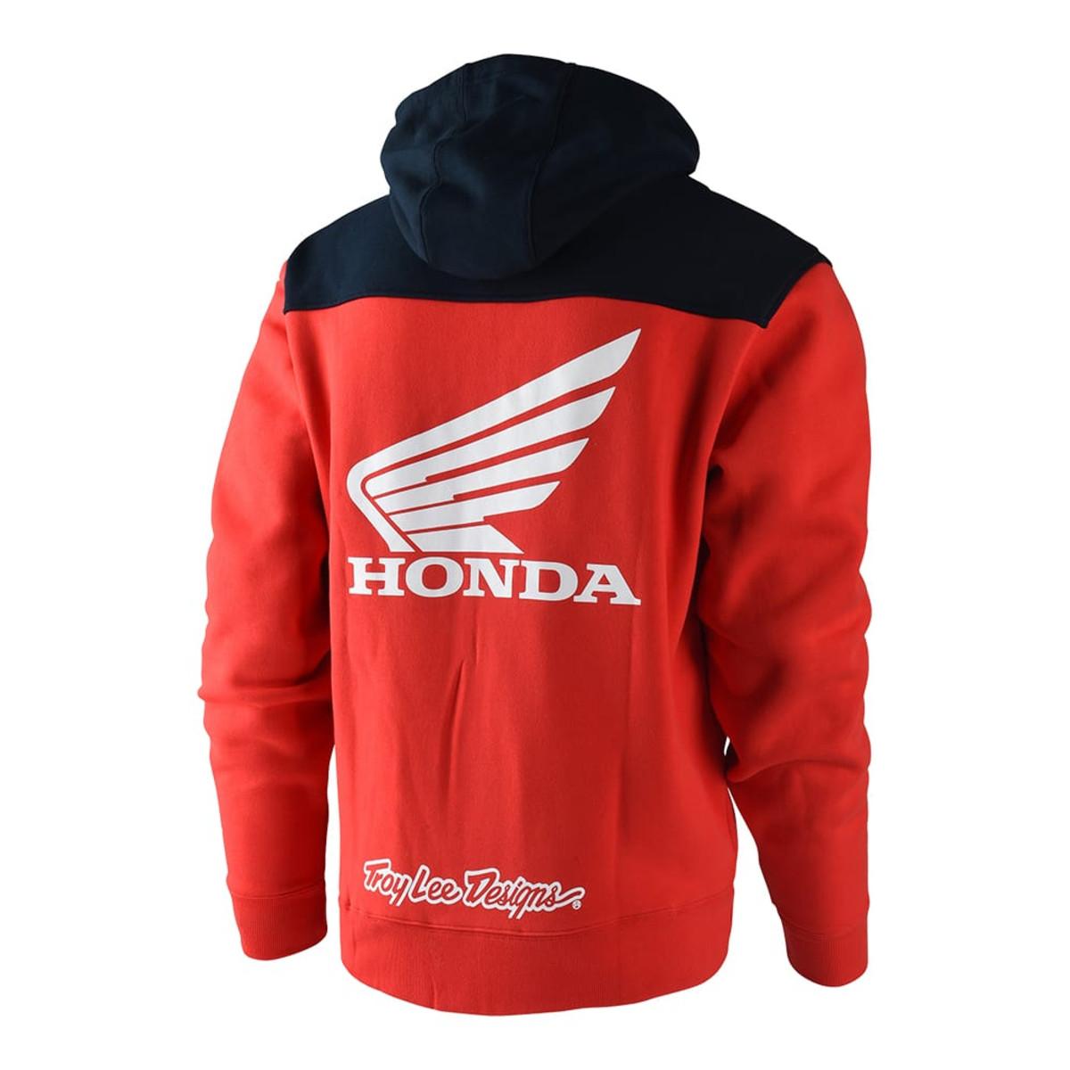 Red wing hoodies