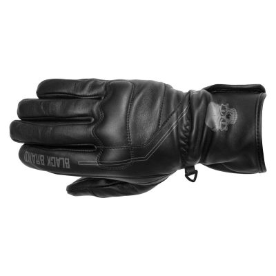 black_brand_pinstripe_gauntlet_gloves_black_rollover