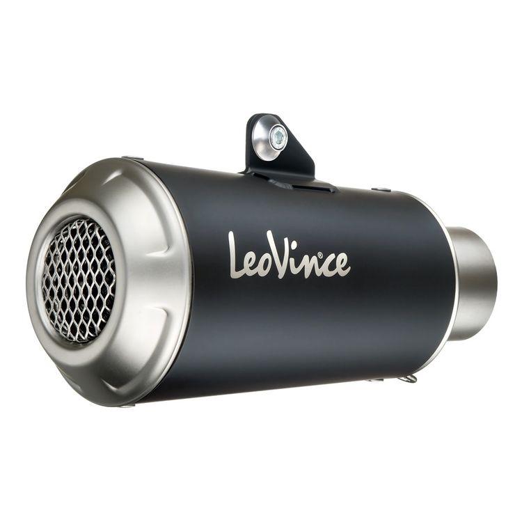 LeoVince LV-10 Slip-On Exhaust Honda CBR1000RR 17-18 - MX Alliance