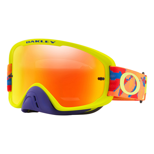 bc1ecdbb51 Oakley O-Frame 2.0 Iridium Goggles - MX Alliance