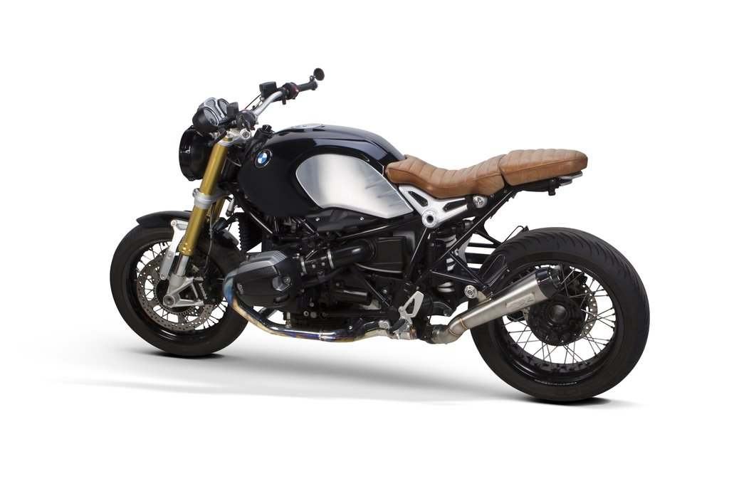 two brothers bmw r ninet comp-s slip-on system 2014-2018 - mx alliance