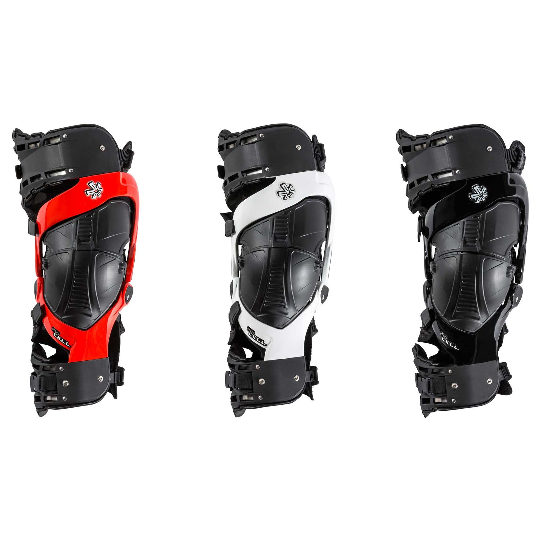 Asterisk Ultra Cell Knee Braces 20 - Mx Alliance-4422