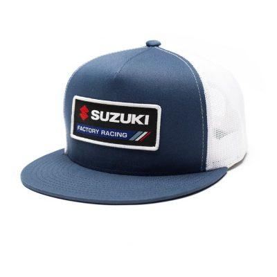 ebeed3746ca1f Factory Effex Suzuki Factory Snapback Hat