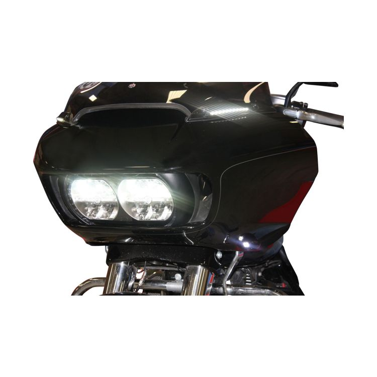 Custom Dynamics Led Front Turn Signals For Harley Road