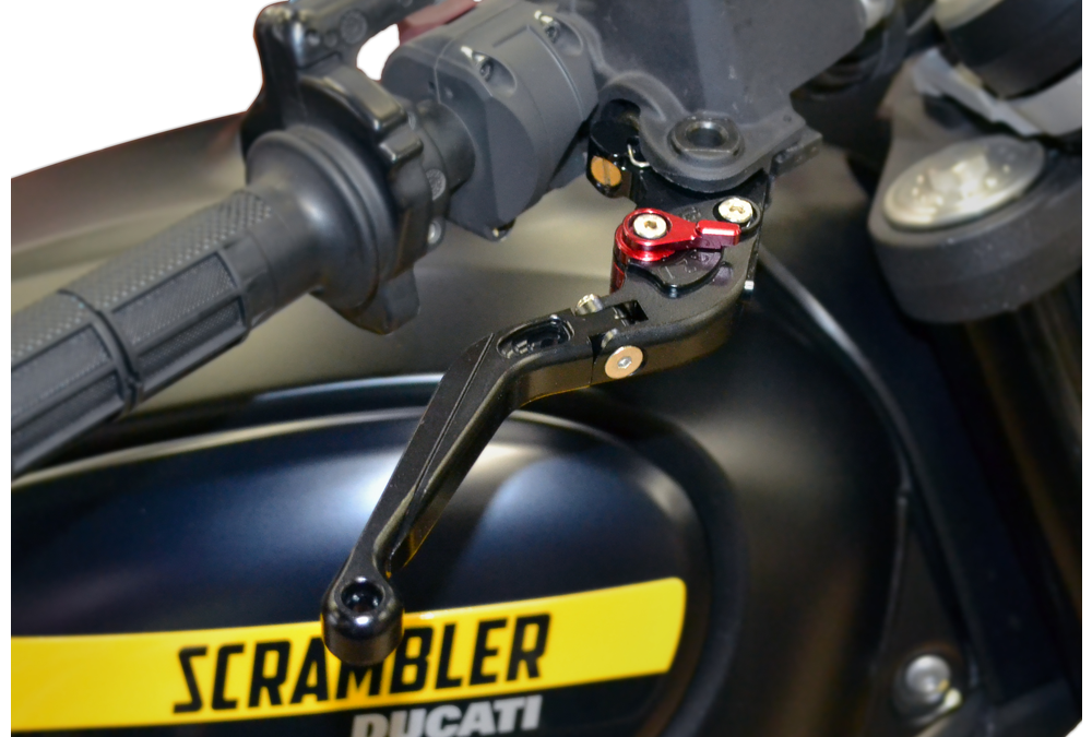 MGP Levers (Set) Scrambler 2015-19 & Multistrada 950 2017-18