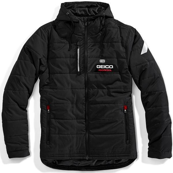 100%  Geico Honda Alpha Jacket
