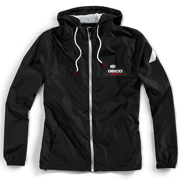 100%  Geico Honda Capstone Jacket