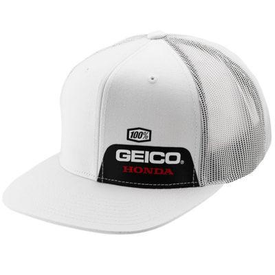 0eb7e387d5e08 100% Geico Honda Echo Snapback Trucker Hat