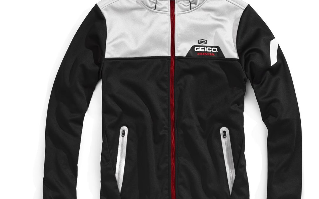 100% Geico Honda Aviator Jacket