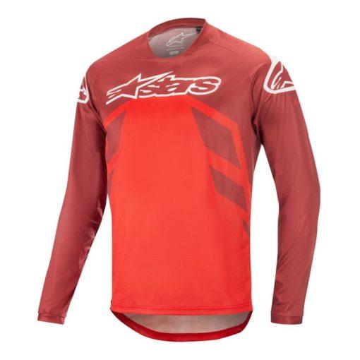Alpinestars Boys Youth Racer Factory Ls Jersey