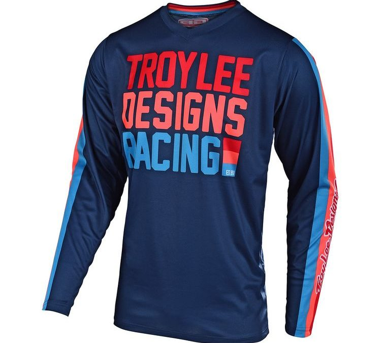 Troy Lee Designs Youth GP Air Premix 86 Jersey